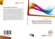 Bookcover of Martin Marietta Materials