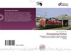 Bookcover of Gimyujeong Station
