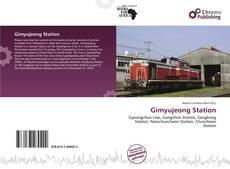 Capa do livro de Gimyujeong Station