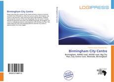 Birmingham City Centre的封面