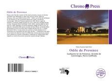 Odile de Provence kitap kapağı
