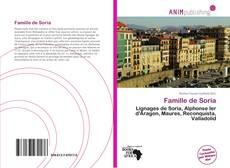 Обложка Famille de Soria