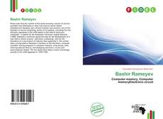 Capa do livro de Bashir Rameyev