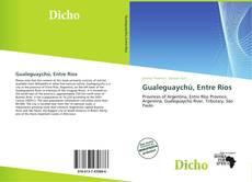 Buchcover von Gualeguaychú, Entre Ríos