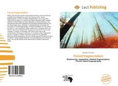 Bookcover of Forest fragmentation