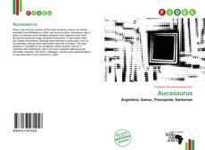 Aucasaurus的封面