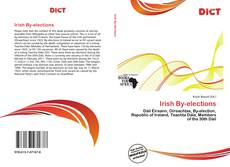 Buchcover von Irish By-elections