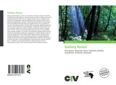 Capa do livro de Gallery forest