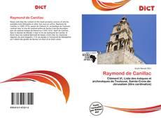 Couverture de Raymond de Canillac