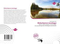 Bookcover of Disturbance (ecology)