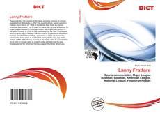 Lanny Frattare的封面