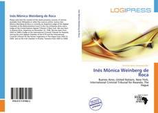 Bookcover of Inés Mónica Weinberg de Roca