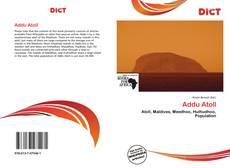 Addu Atoll的封面