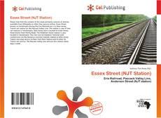 Capa do livro de Essex Street (NJT Station)