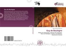 Couverture de Guy de Boulogne