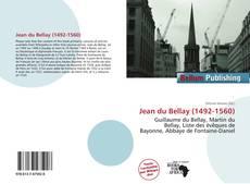 Capa do livro de Jean du Bellay (1492-1560)