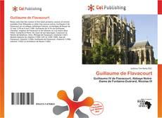 Bookcover of Guillaume de Flavacourt