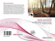 Bookcover of Cyclic succession