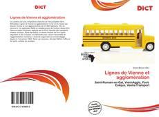 Capa do livro de Lignes de Vienne et agglomération