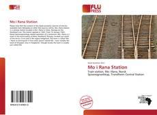 Portada del libro de Mo i Rana Station