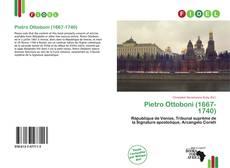 Buchcover von Pietro Ottoboni (1667-1740)