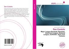 Capa do livro de Dan Costello