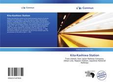 Kita-Kashiwa Station kitap kapağı