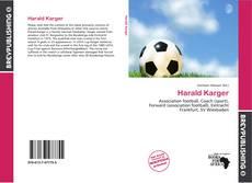 Buchcover von Harald Karger
