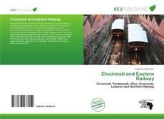 Buchcover von Cincinnati and Eastern Railway