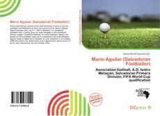 Portada del libro de Mario Aguilar (Salvadoran Footballer)