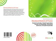 Copertina di Electoral District of Frome