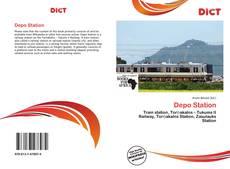 Обложка Depo Station
