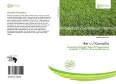 Buchcover von Harald Konopka