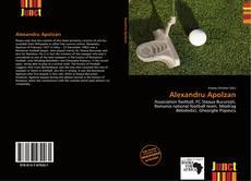 Bookcover of Alexandru Apolzan
