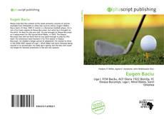 Buchcover von Eugen Baciu
