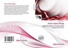 Capa do livro de José López Rega