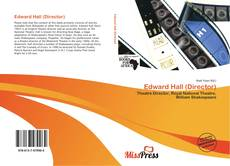 Bookcover of Edward Hall (Director)