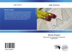 Mvule Project kitap kapağı