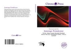 Portada del libro de Jennings Poindexter