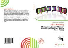 Buchcover von John Maybury