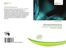 Capa do livro de Chondrosteosaurus