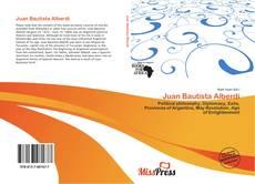 Juan Bautista Alberdi的封面