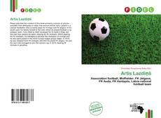 Buchcover von Artis Lazdiņš