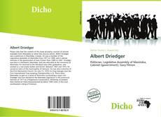 Обложка Albert Driedger