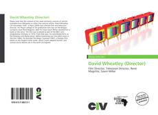 Bookcover of David Wheatley (Director)