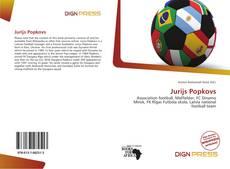 Jurijs Popkovs kitap kapağı
