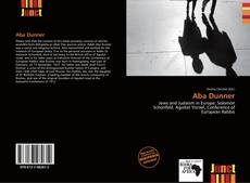 Bookcover of Aba Dunner