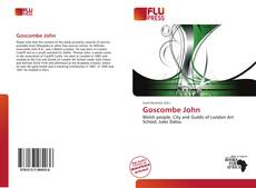 Bookcover of Goscombe John