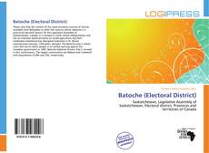 Copertina di Batoche (Electoral District)