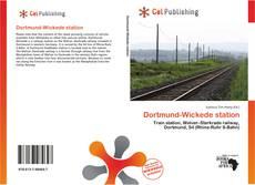Обложка Dortmund-Wickede station